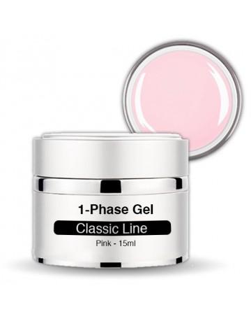Gel 3 em 1 rosa cristalino