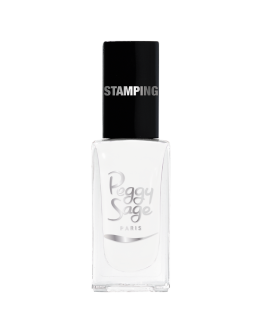 Verniz stamping branco