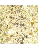 Verniz Mini Peel-off - Gold glitter