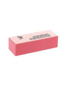 Bloco para unhas 2 faces cor-de-rosa