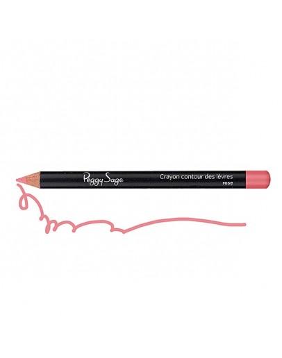 Lápis contorno de lábios - rose
