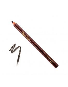 Lápis de olhos com purpurinas brun