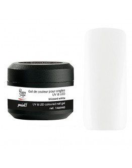 Gel de cor Paint - blizzard white