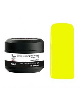 Gel de cor Paint - neon yellow