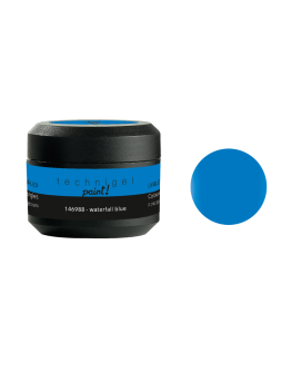 Gel de cor Paint - waterfall blue