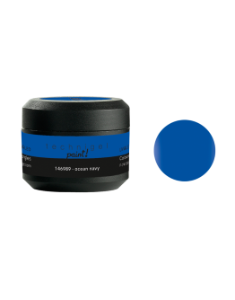 Gel de cor Paint - ocean navy