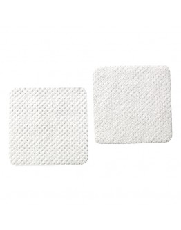 100 quadrados absorventes de manicure