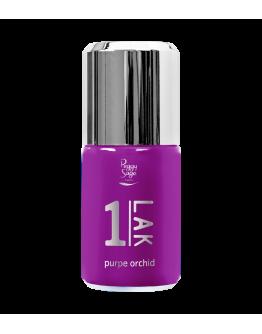 1-Lak verniz gel 3.1. - purple orchid