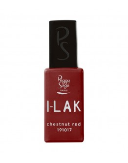Verniz gel I-Lak - Chestnut red