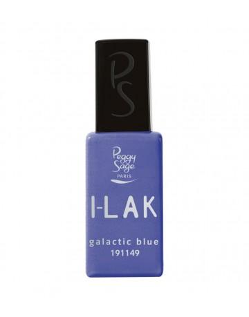 Verniz gel I-Lak - Galactic blue