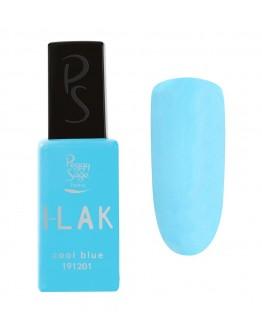 Verniz Semi-Permanente I-LAK cool blue