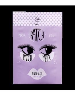 Patch hidrogel anti-idade para olhos