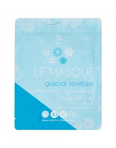 Máscara glacial tonificante
