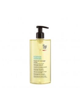 Óleo de massagem com óleo essencial de laranjeira