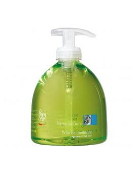 Gel de duche citrinos - chá verde