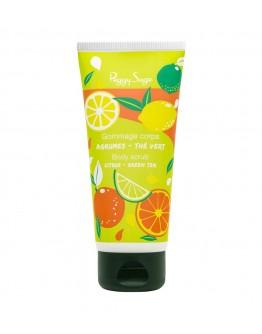 Esfoliante citrinos / chá verde 100ml