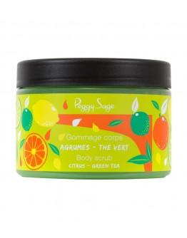 Esfoliante citrinos / chá verde 300ml