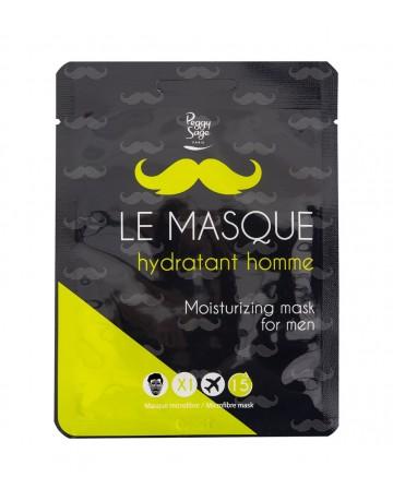 Máscara hidratante para homem