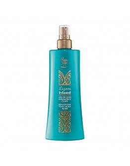 Água sublimadora para o corpo refrescante e perfumada