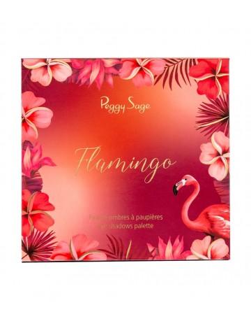 Palete de Sombras de olhos - Flamingo