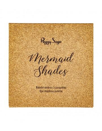 Palete de sombras para olhos - Mermaid Shades